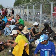 Macht die EU jetzt die Grenzen dicht? (Foto)