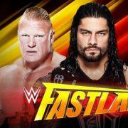 Roman Reigns siegt! Das mussten Dean Ambrose und Brock Lesnar aushalten (Foto)