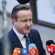 Darum bleibt Großbritannien in der EU - vorerst (Foto)