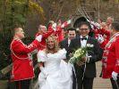 Tanja und Frank heiraten ein zweites Mal. (Foto)