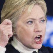 Clinton gewinnt Nevada, Trump South Carolina - Bush steigt aus (Foto)