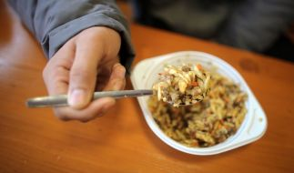 Die Qualität des Essens sorgte in einer Bottroper Flüchtlingsunterkunft für Streit (Symbolbild). (Foto)