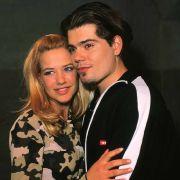 Katja (Alexandra Neldel) und Leon freuen sich, dass Leons Unschuld endlich erwiesen ist.