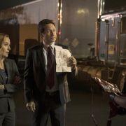 Scully, Mulder und die Selbstironie - Was hat es mit Echsenmann Guy auf sich? (Foto)