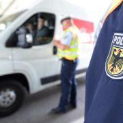 Schengen-Aus würde Deutschland bis zu 235 Milliarden kosten (Foto)