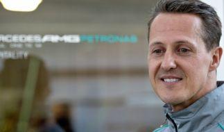Der Gesundheitszustand von Michael Schumacher bleibt unter Verschluss. (Foto)