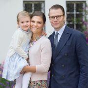 Royaler Nachwuchs! Konkurrenzkampf zwischen Estelle und dem neuen Baby? (Foto)