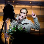 Pegida-Chefin lobt den Hass-Mob von Clausnitz (Foto)