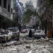 Waffenruhe in Syrien soll noch diese Woche kommen! (Foto)