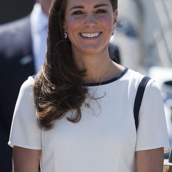 Strenger Dresscode für die Herzogin! Kein Platz für Kates eigenen Stil (Foto)