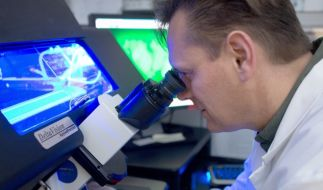 Frank Buchholz und seinem Team scheint ein entscheidender Schritt im Kampf gegen HIV gelungen zu sein. (Foto)