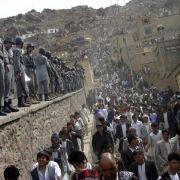 So will die Regierung Afghanen abschrecken (Foto)