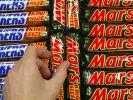 Rückrufaktion bei Mars: Tausende Riegel könnten potenziell gefährlich für die Gesundheit sein. (Foto)