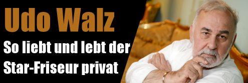 Udo Walz privat