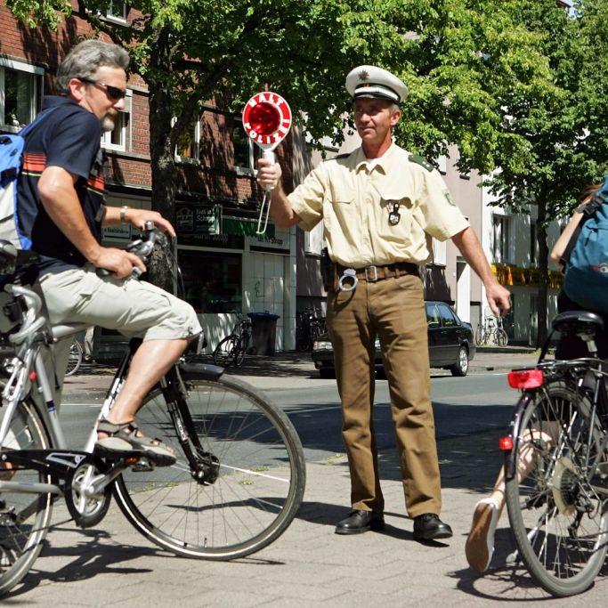 Diese Bußgelder drohen Radfahrern zum Start in die Fahrrad-Saison (Foto)