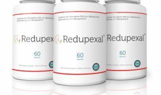 Mit der Systemdiät aus Redupexal und Detoxon sind überflüssige Pfunde schnell eine Sache der Vergangenheit. (Foto)