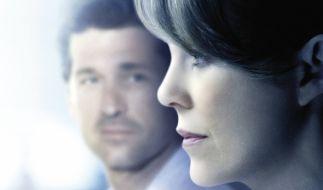 Neues Drama für Meredith Grey (Ellen Pompeo) und Derek Shepherd (Patrick Dempsey). (Foto)