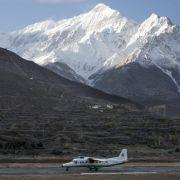 23 Tote bei Flugzeugabsturz in Nepal (Foto)