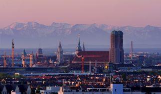 München kann im Ranking der lebenswertesten Städte der Welt Metropolen wie Paris, London und New York hinter sich lassen. (Foto)