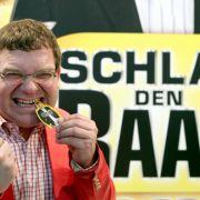 """""""Schlag den Star"""": Elton bekommt prominente Unterstützung! (Foto)"""