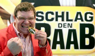 """Nach dem TV-Aus von Stefan Raab, wird Elton nun die Sendung """"Schlag den Star"""" übernehmen. (Foto)"""