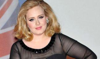 Auch in diesem Jahr wieder eine (fast) unschlagbare Konkurrenz: Adele ist viermal nominiert. (Foto)