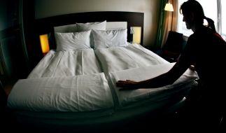Grauenvoller Fund: Mitschüler entdeckten die Leiche einer 8-Jährigen in ihrem Hotelzimmer während einer Klassenfahrt (Symbolbild). (Foto)