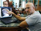 Chirurg Sergio Canavero operiert Valery Spiridonov