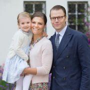 Hat Prinz Daniel versehentlich das Baby-Geschlecht verraten? (Foto)