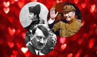 Die Diktatoren der Menschheitsgeschichte hatten seltsame Sex-Vorlieben. (Foto)