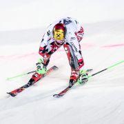 Skirennfahrer im Riesenslalom: Kein Podest-Platz für Deutschland (Foto)