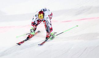 Kann Marcel Hirscher an diesem Wochenende seinen Vorsprung ausbauen? (Foto)