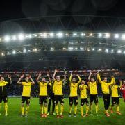 Dortmund ist im Achtelfinale derEuropa League! (Foto)