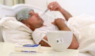 Die Grippewelle hat in Deutschland ihren bisherigen Höchststand erreicht. (Foto)