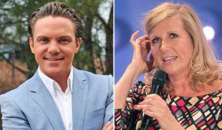 Erbitterte Konkurrenz um die Gunst der Zuschauer zwischen Stefan Mross und Andrea Kiewel. (Foto)