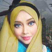 Arielle mit Kopftuch? Instagram-Model zeigt wie´s geht! (Foto)