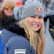 Ski-Star Lindsey Vonn schwer gestürzt (Foto)