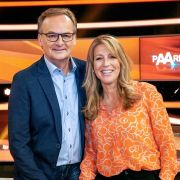 Marcel Reif und seine Frau Marion Kiechle beweisen sich im Quiz (Foto)
