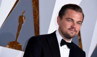 Bei der sechsten Oscar-Nominierung klappte es endlich für Leonardo DiCaprio. (Foto)