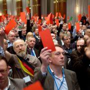 14. April 2013: Der Gründungsparteitag der