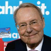 ... der ehemalige BDI-Präsident Hans-Olaf Henkel, sowie ...