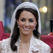 Herzogin Kate: So schminken Sie sich im royalen Style (Foto)