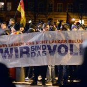 Große Mehrheit schämt sich für Gewalt gegen Flüchtlinge (Foto)