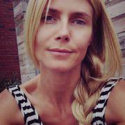 Natürliche Schönheit: Heidi Klum zeigt sich ungeschminkt.