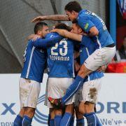 Dresden siegt mit 3:0 in Osnabrück - Kickers mit Befreiungsschlag! (Foto)