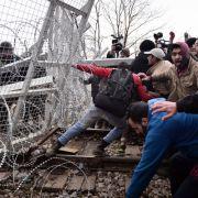 So reagiert die Politik auf Idomeni (Foto)