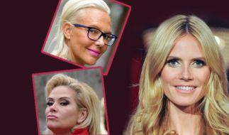 Promi-Nachwuchs hat keine Lust auf Heidi Klum. (Foto)