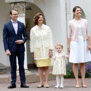 So hält Silvia Schwedens Königshaus zusammen! (Foto)