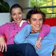 Hätten Sie ihn erkannt? Gemeinsam fing Jörn Schlönvoigt mit Serien-Schwester Anne Menden 2004 bei GZSZ an.