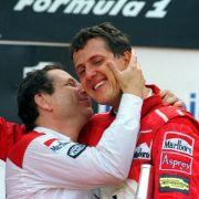 Jean Todt: So unterscheiden sich Schumi und Sebastian Vettel! (Foto)